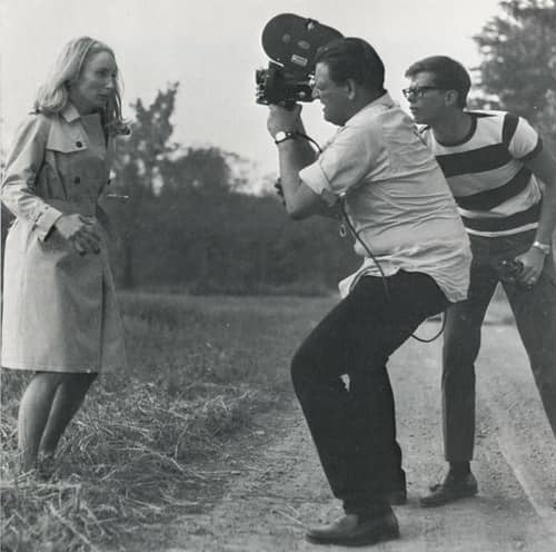 Judith O'Dea and George Romero-small