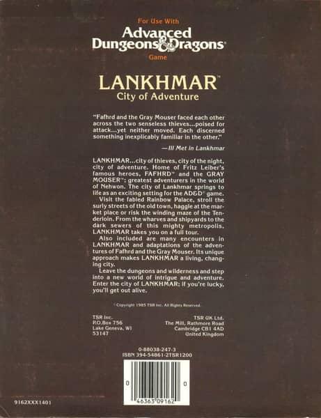 Lankhmar City of Adventure-back-small