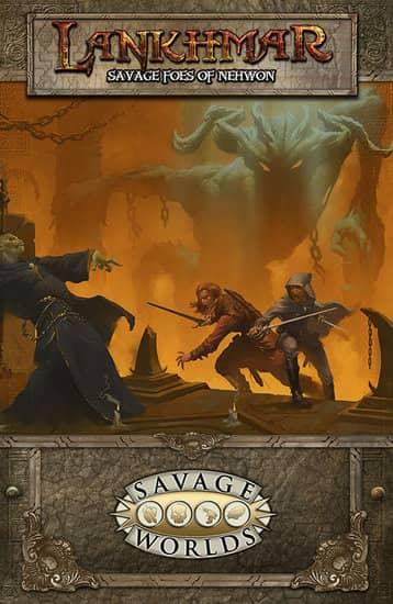 Lankhmar Savage Foes of Nehwon-small