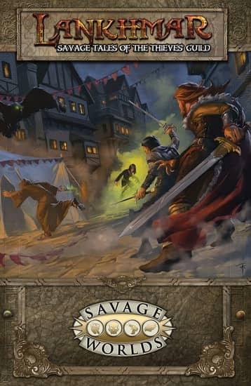 Lankhmar Savage Tales of the Thieves Guild-small