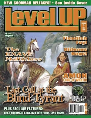 Level Up Issue 3-small