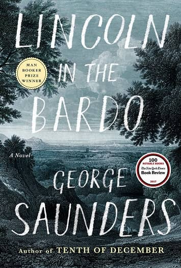 Lincoln in the Bardo George Saunders-small