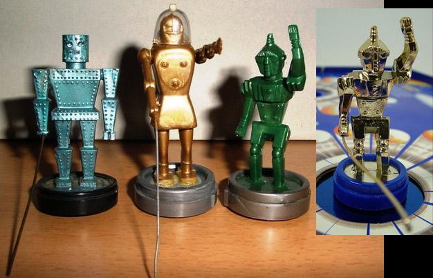 Merit Magical Amazing four robots