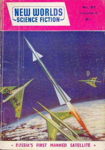 New Worlds Science Fiction 67 January 1958-small
