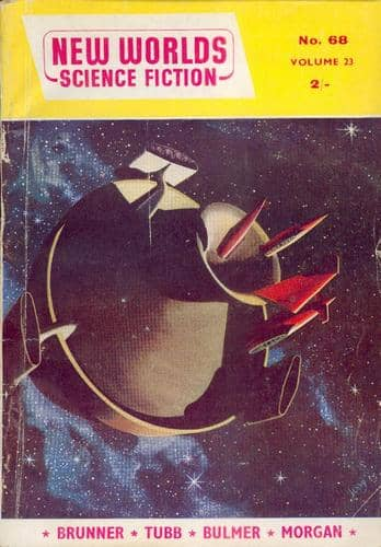 New Worlds Science Fiction 68 February 1958-small