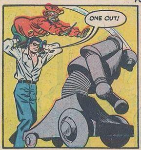 Police Comics #60, Dec. 1946 Spirit 5