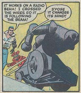 Police Comics #60, Dec. 1946 Spirit 6