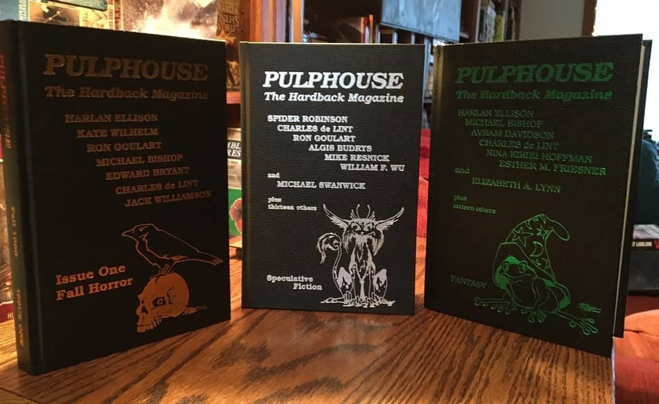 Pulphouse the Hardcover Magazine-small