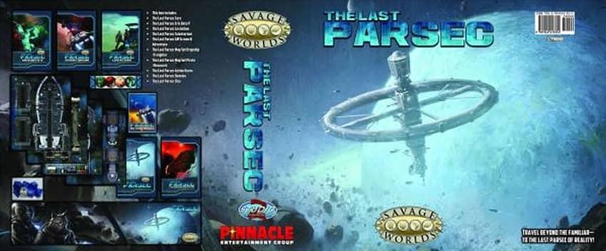 Savage Worlds The Last Parsec