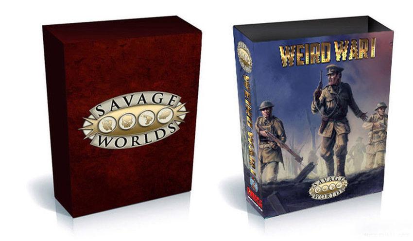 Savage Worlds Weird War-small