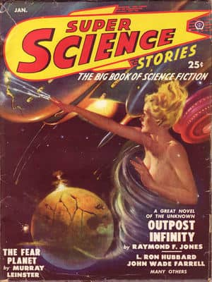 Super Science Stories January 1950-small