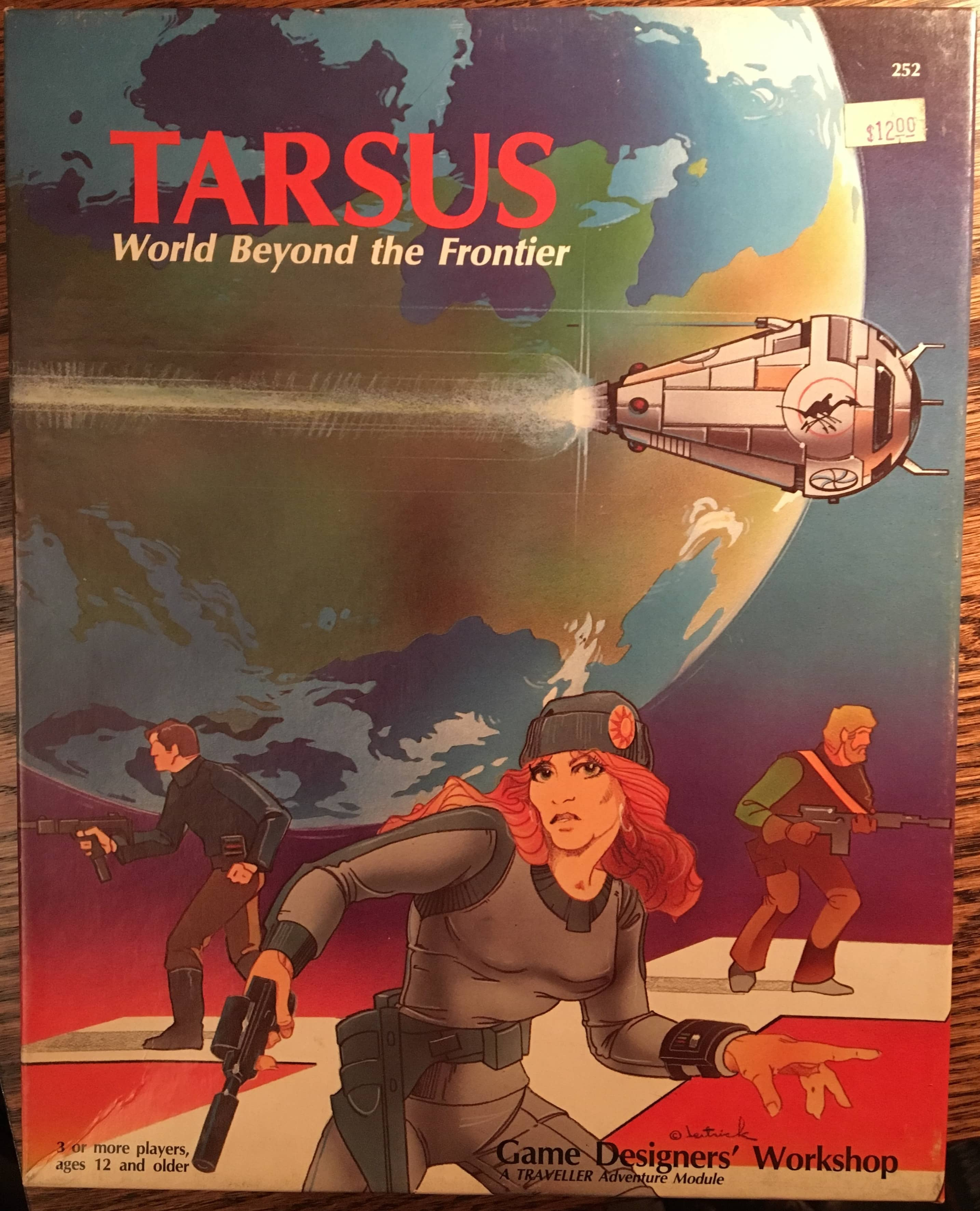 Image - Tarsus: World Beyond the Frontier
