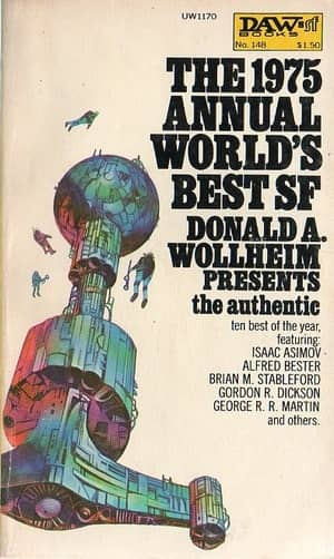 The 1975 Annual World's Best SF-small