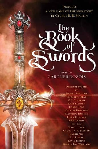 The Book of Swords Gardner Dozois-small
