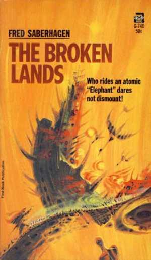 The Broken Lands Saberhagan-small