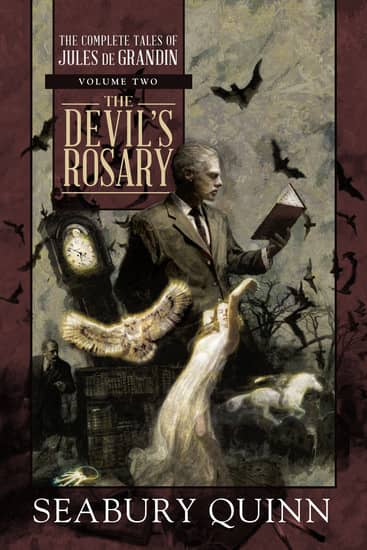 The Devil's Rosary The Complete Tales of Jules de Grandin Volume Two-small