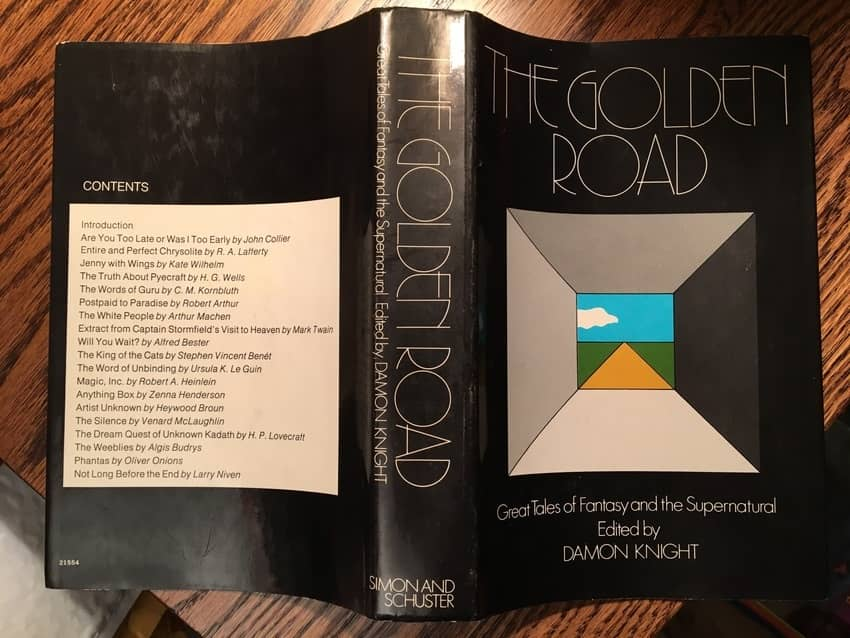 The Golden Road Damon Knight-small