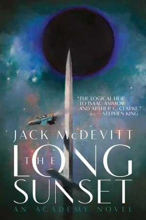 The Long Sunset Jack McDevitt-small