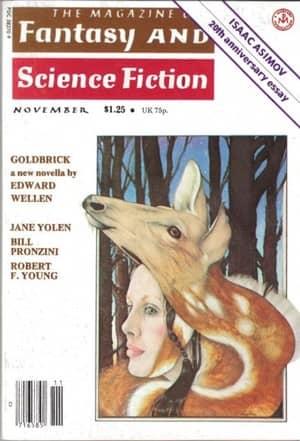Cover by David Palladini