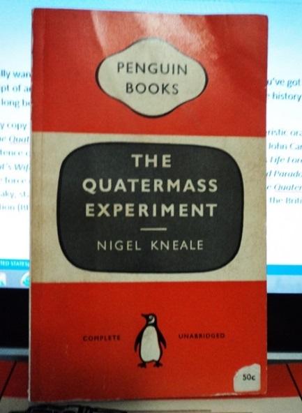 The Quatermas Experiment Penguin paperback