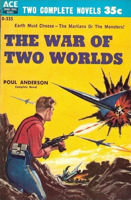 The War of Two Worlds Poul Anderson-small