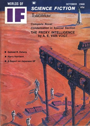 Cover by Douglas Chaffee