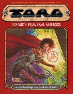 Pixaud's Practical Grimoire