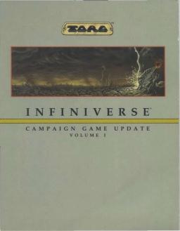 Infiniverse Update One