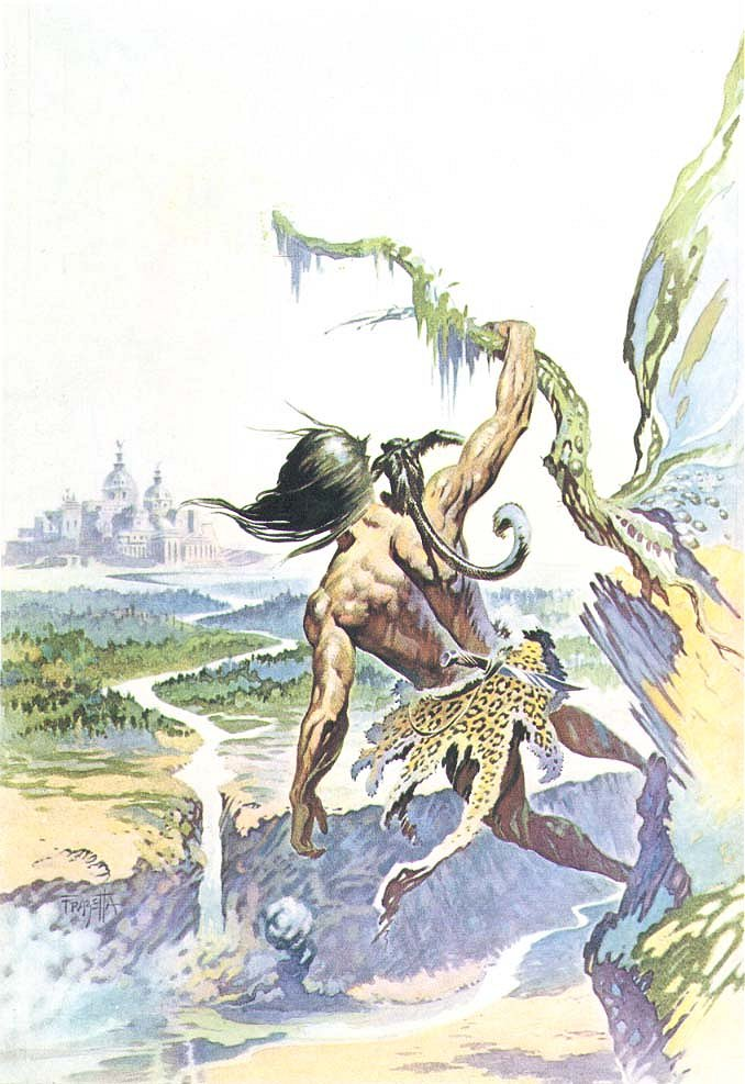 tarzan-and-lost-empire-frazetta-cover