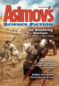 Asimov's Science Fiction May June 2018-small