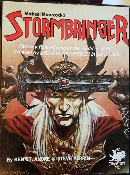 Chaosium Stormbringer Frank Brunner-small