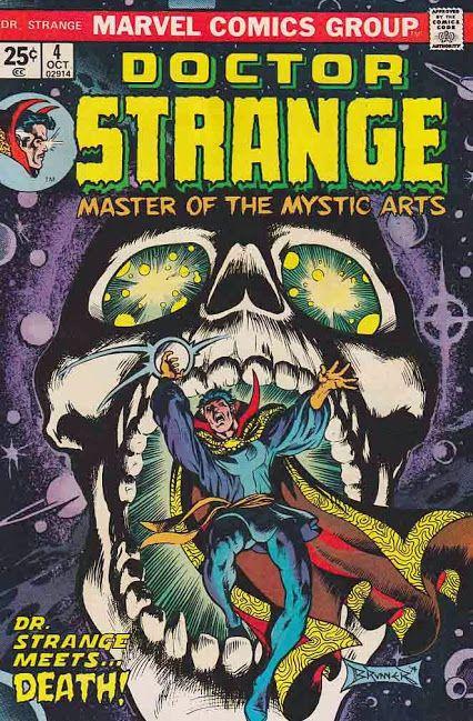 Doctor Strange 4 Frank Brunner