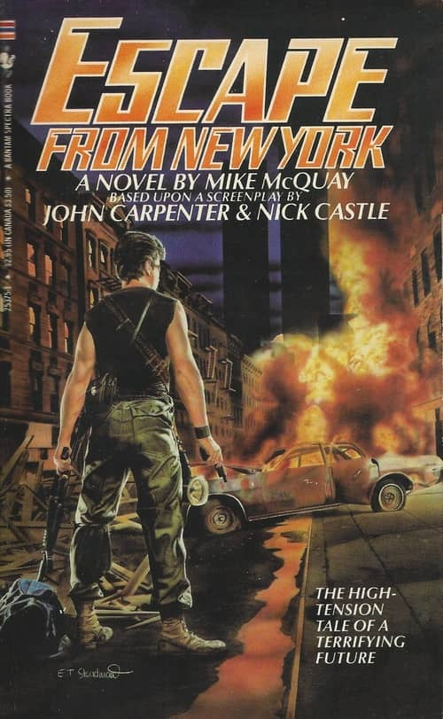 Escape From New York Mike McQuay-small