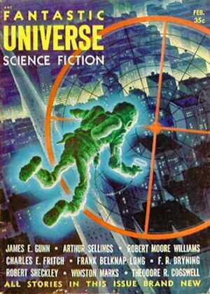 Fantastic Universe February 1955-small