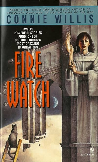 Fire Watch Connie Willis-small