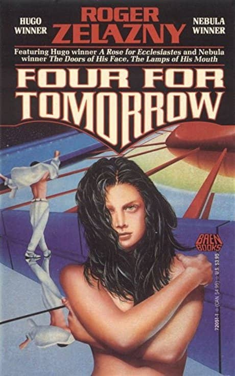 Four for Tomorrow Baen-small