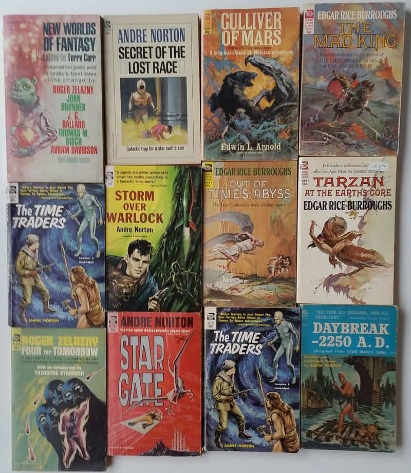 Handsome Ace paperback collection-small