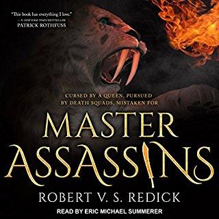 Master Assassins audio-small