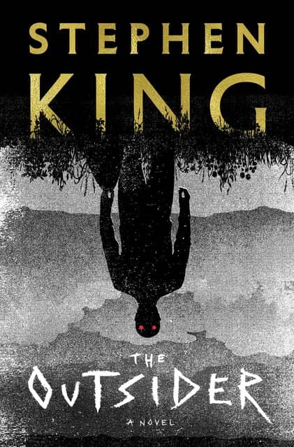 Stephen King The Outsider-small