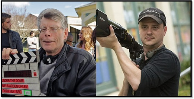 Stephen King and Mike Flanagan-small