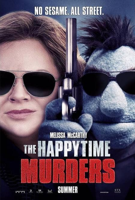 The Happytime Murders poster-small