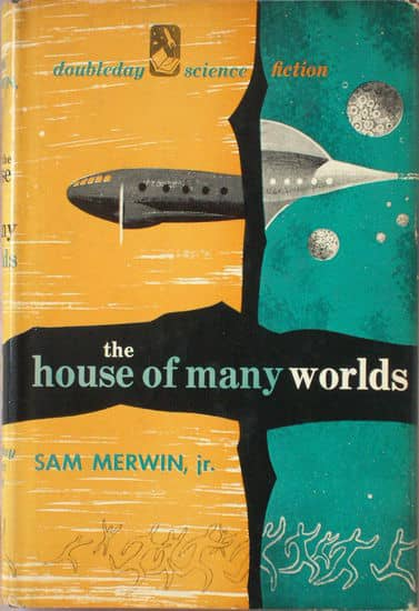 The House of Many Worlds Doubleday-small