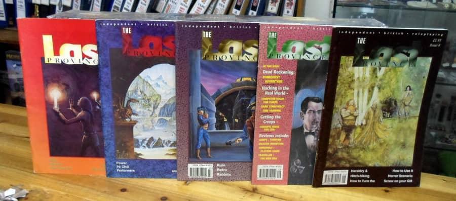 The Last Province magazine-small