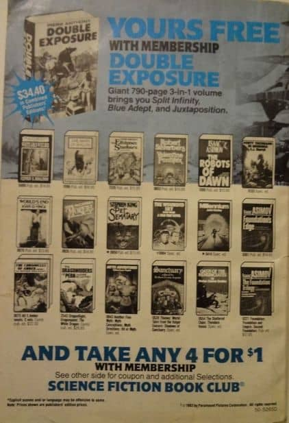 The Magazine of Fantasy and Science Fiction August 1984-back-small
