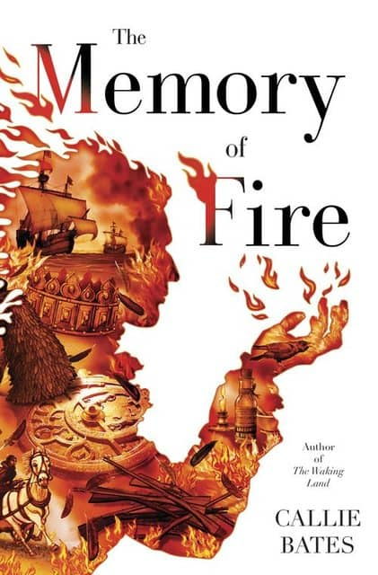 The Memory of Fire-small