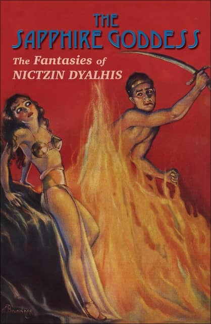 The Sapphire Goddess The Fantasies of Nictzin Dyalhis-small