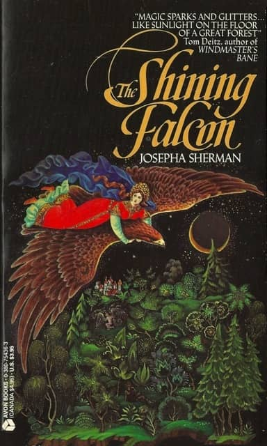 The Shining Falcon-small