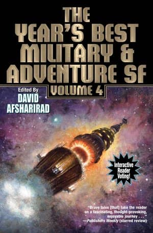 The Year's Best Military and Adventure SF Volume 4-small