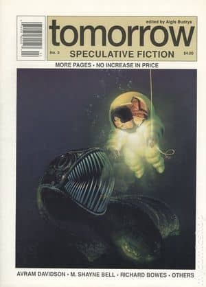 Tomorrow Speculative Fiction 3 1993-small
