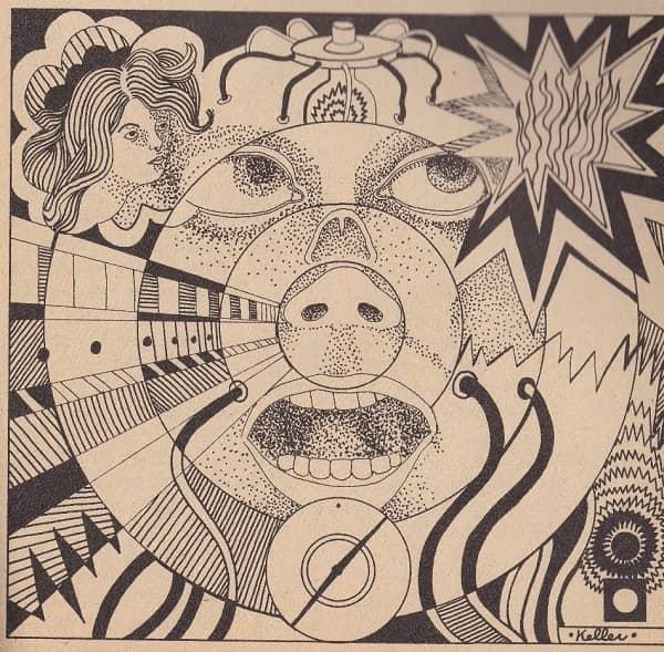 Venture Science Fiction November 1969 Escape Velocity-small